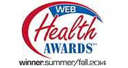Web Health Award - Bronze